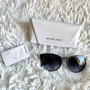 Michael Kors Black & Grey Sunglasses